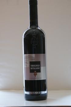 Teroldego Rotaliano 2016, D.O.C. Cantine Monfort. 0,75 L.